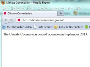 Climate Commission