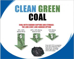 Peabody Clean Green Coal 2009