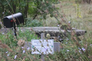 Sicheres Fracking? Rauchen auch draußen verboten. Warnschild in der Nähe von Dimock, Pennsylvania. Foto: Alexandra Magaard