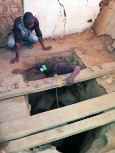 Foto: DRC artisanal cobalt mining ©Amnesty International and Afrewatch