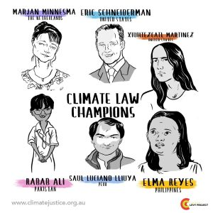 Climate Law Champions with names